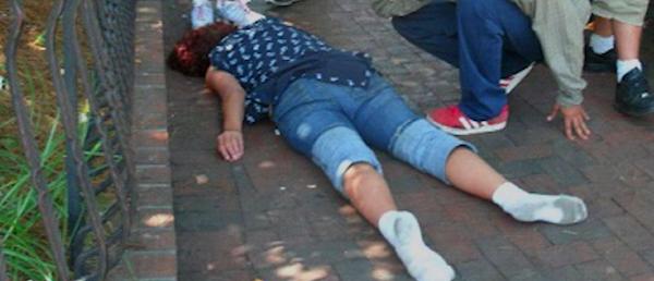 Γυναίκα τραυματίστηκε βαριά στο κεφάλι από αστυνομικούς στο Πισοδέρι - Μεταφέρθηκε στην Καστοριά