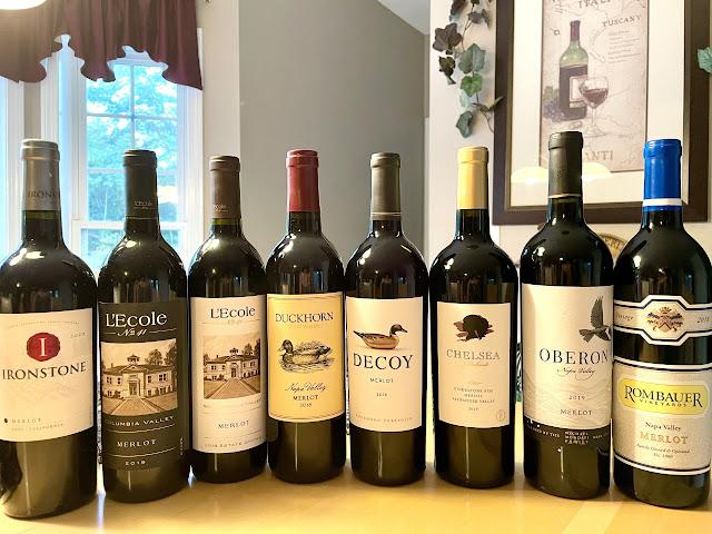 Merlot wines for MerlotMe
