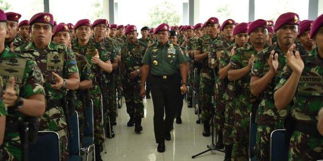 Teguran Panglima TNI Untuk Kelompok yang Suka Teriak Kafir-Kafir