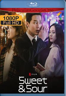 Dulce y amargo (Sweet & Sour) (2021) NF [1080p Web-DL] [Latino-Inglés] [LaPipiotaHD]
