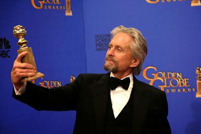 Michael Douglas Golden Globes 2014