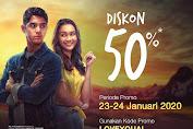 Promo CGV Diskon 50% Tiket Nonton Film DIGNITATE Periode 23 - 24 Januari 2020