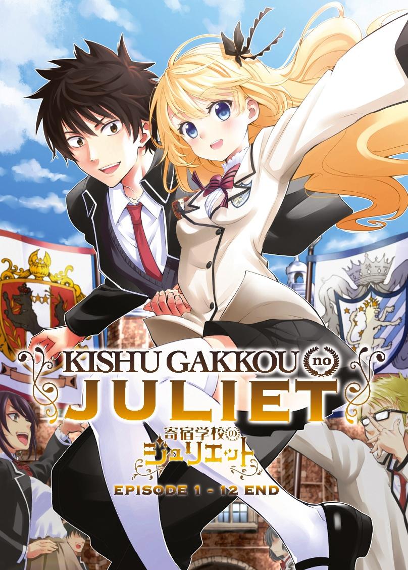Tình Yêu bí Mật -Kishuku Gakkou no Juliet
