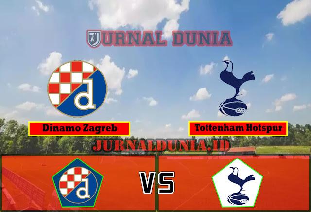 Prediksi Dinamo Zagreb Vs Tottenham Hotspur ,Jumat 19 Maret 2021 Pukul 00.55 WIB