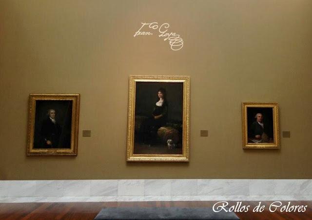 Goya Museo Bellas Artes Valencia