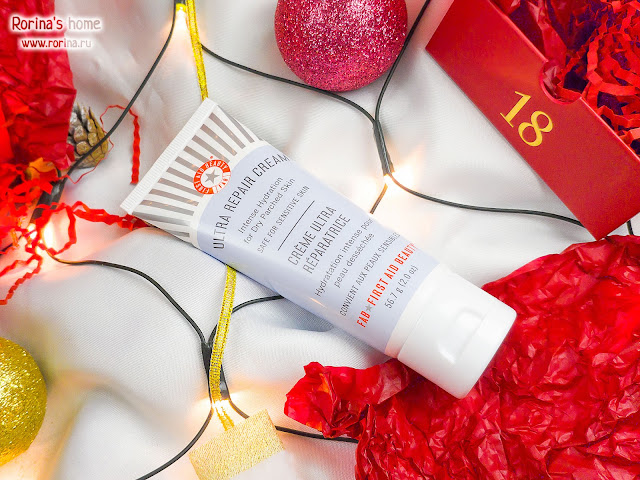Крем для лица и тела First Aid Beauty Ultra Repair Cream отзывы