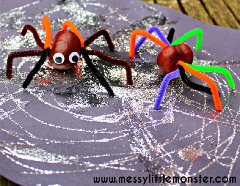 conker spiders