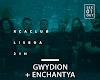 Gwydion e Enchantya no RCA em outubro