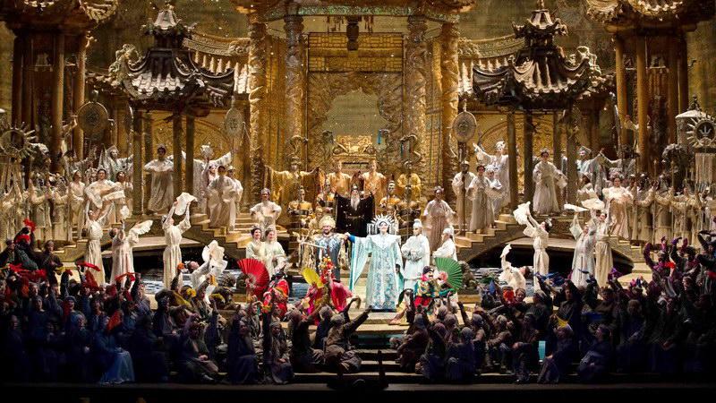 Προβολή της όπερας «Tουραντότ» του Πουτσίνι στο Δημοτικό Θέατρο Αλεξανδρούπολης