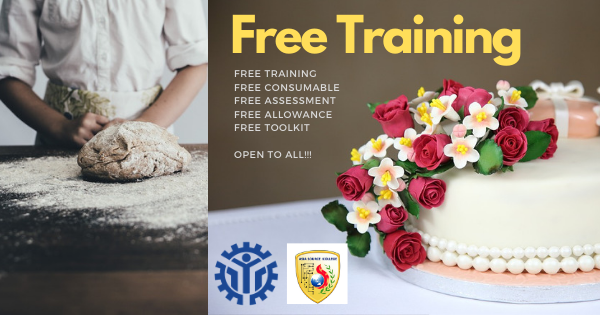 Cake, Bread & Pastry Making | Free Training Program by Asia Source College