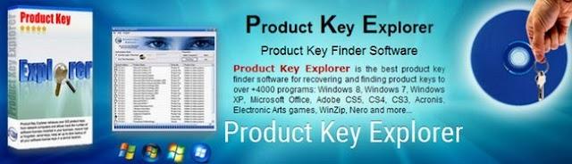 برنامج جلب سيريالات البرامج   Nsasoft Product Key Explorer 4.2.1.0