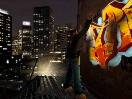 Marc Ecko's Getting Up Contents Under Pressure Free For PC
