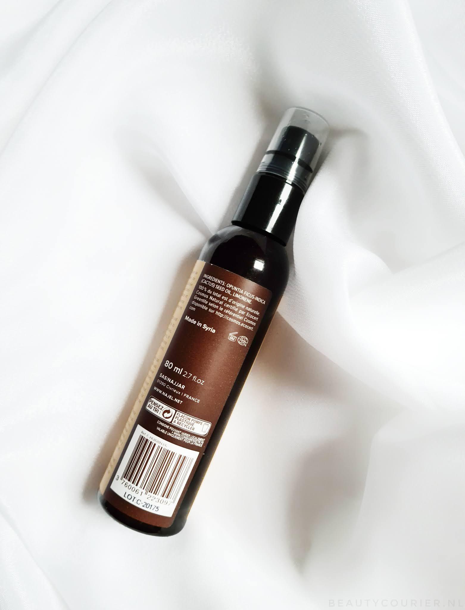 najel prickly pear oil. prickly pear oil benefits