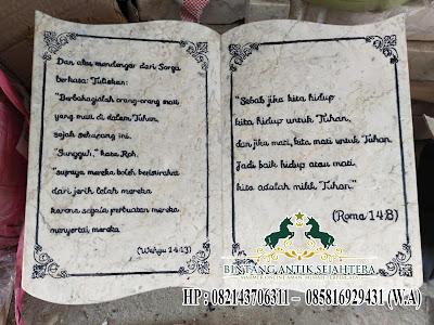Desain Nisan Buku