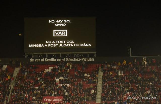 Crónica Sevilla FC 0 - Cluj 0