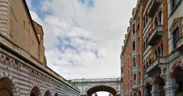 Genova dormire vicino a dormire in via xx settembre for Bel soggiorno genova