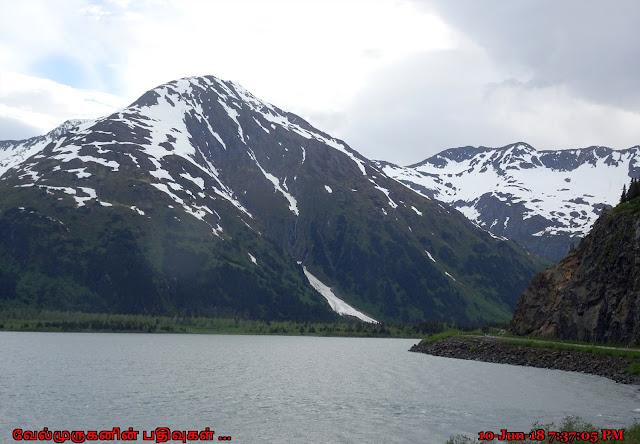 Alaska Portage Lake