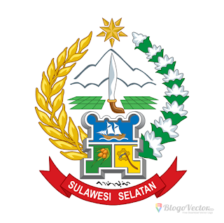 Provinsi Sulawesi Selatan Logo vector (.cdr)