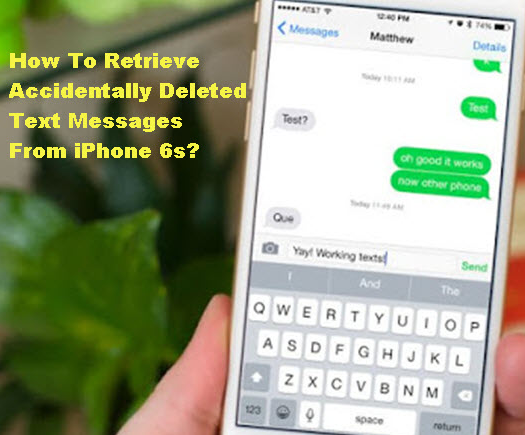 missing text messages iphone ios 10 9 8 data system recovery how to restore lost text 3013