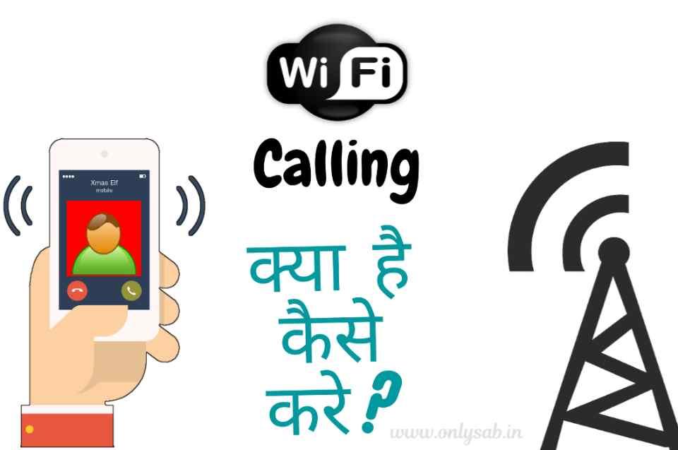 WI-FI Calling Hindi