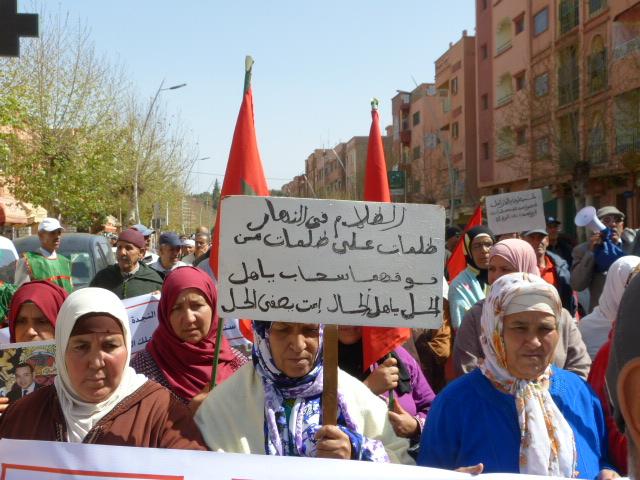 في اليوم العالمي للأرملة.. مأساة صامتة ومعاناة دائمة لأرامل شهداء الحرب بالمغرب