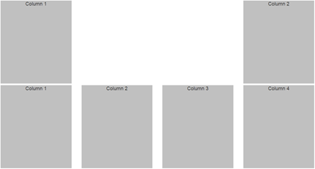 bootstrap grid offset examples