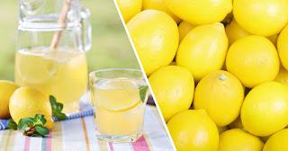 Lemon Really Alkaline