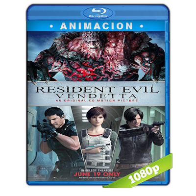 Resident Evil Venganza (2017) BRRip Full 1080p Audio Trial Latino-Castellano-Ingles 5.1