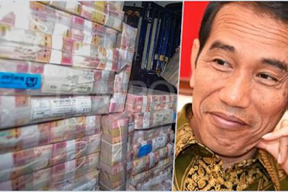 Gerakan Nasional Wakaf Uang Diluncurkan, Jokowi: Potensi Wakaf Capai Rp2.000 Triliun Per Tahun