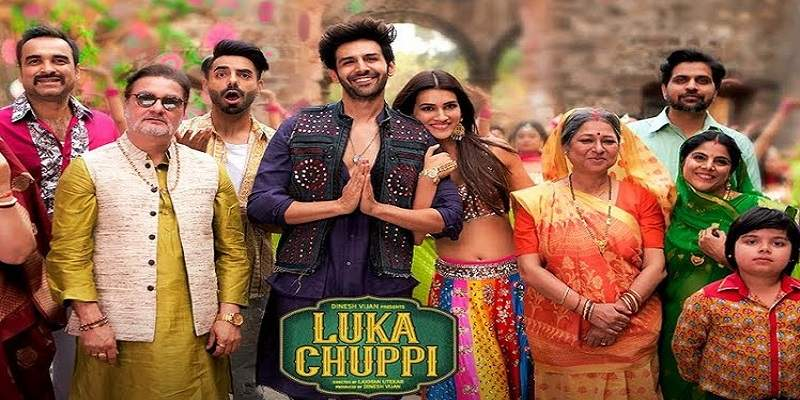 Luka Chuppi Box Office Collection Poster