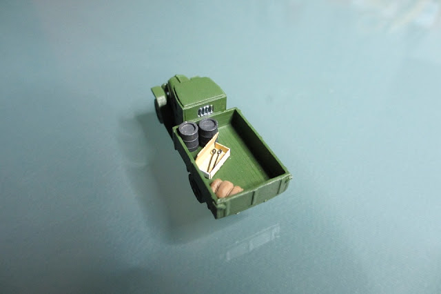 1/144 Zis 5 diecast vehicle truck