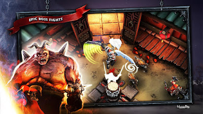 Game RPG Offline Android Ukuran Kecil