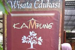 Wisata Keluarga Di Kampung Cokelat Blitar