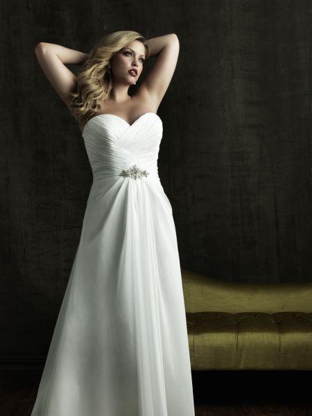 vestidos de novia para gorditas baratos