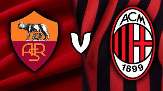 بث مباشر مباراة ميلان ضد روما