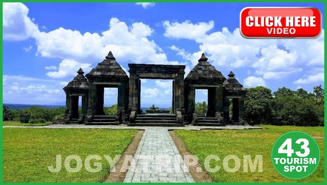 PRIVATE TOUR YOGYAKARTA TO RATU BOKO TEMPLE