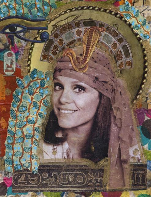 Celebrity Icon collage -- Rhoda