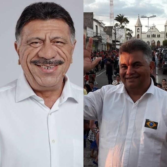 José Patriota divulga nota de pesar pelo falecimento de Geovane Martins, prefeito de Santa Terezinha
