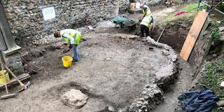 إعادة اكتشاف أقدم كنيسة حجريّة في بريطانيا
