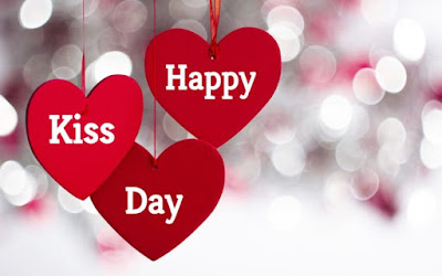 Kiss Day Status sms quotes images in hindi