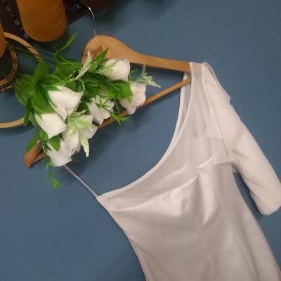 abito su misura sposa