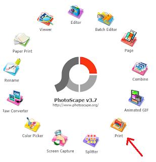 Cara Mencetak Foto Berbagai Ukuran Menggunakan PhotoScape