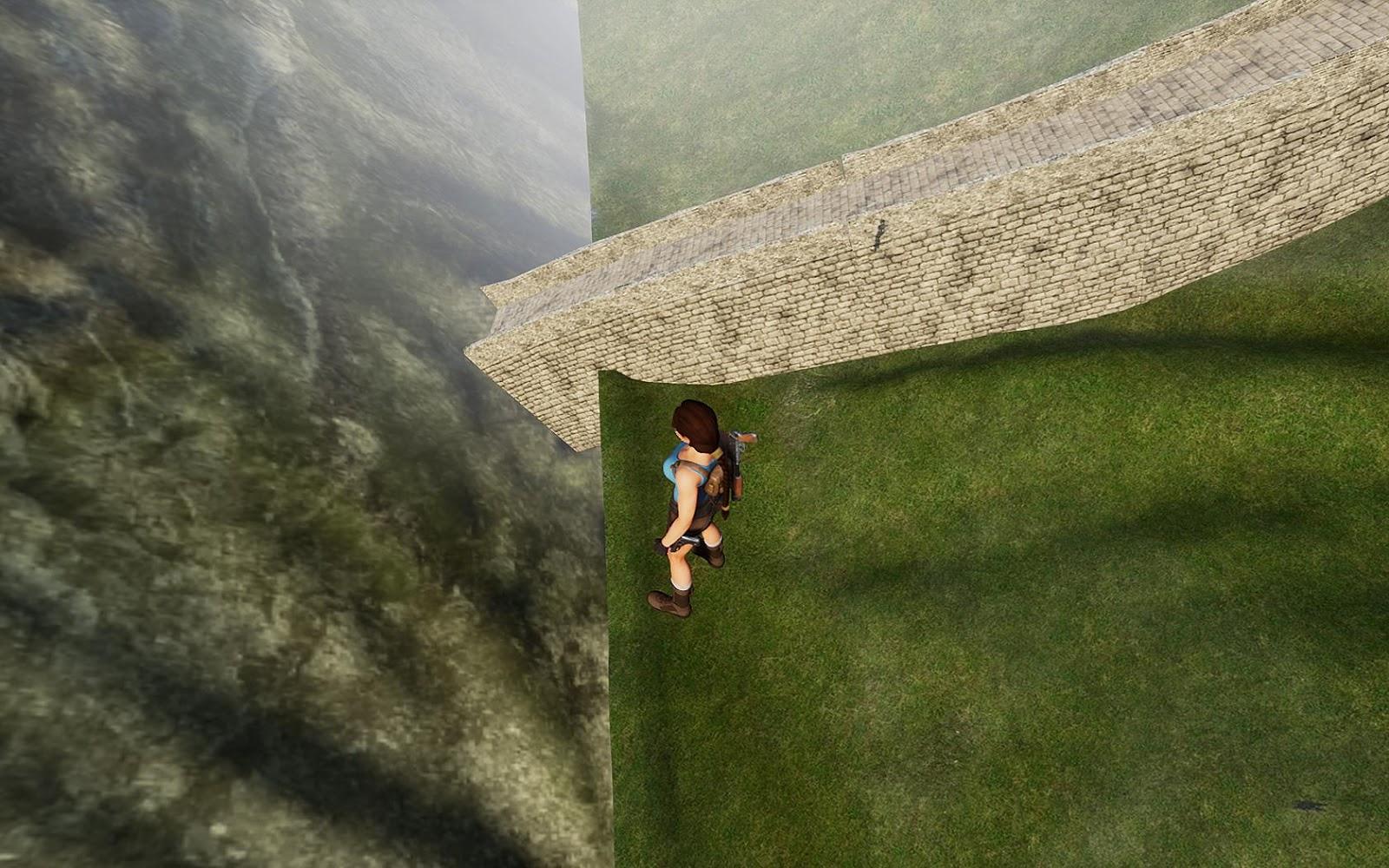 【其他】Tomb Raider Dox Demo & 蘿拉舞空術 @古墓奇兵 系列(Tomb Raider) 哈啦板 - 巴哈姆特