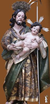 El 31 de octubre se coronará canónicamente a San José Obrero de Cádiz, la primera en Andalucía