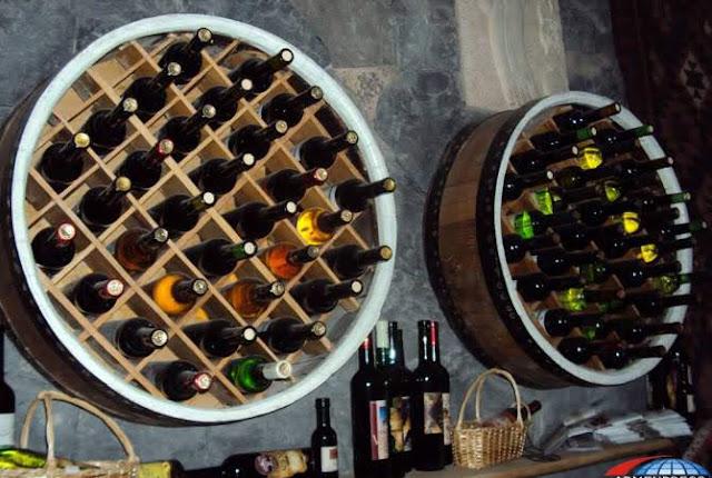 China es el segundo mayor importador de vino armenio