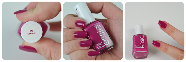 Essie, Nail polish, nail, nails, varnish, lacquer, swatch, swatches, Big Spender