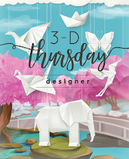 I'm a 3D Thursday Designer