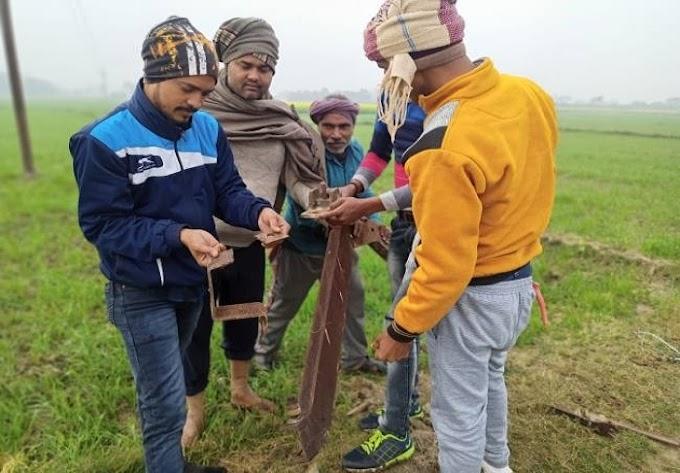 गाजीपुर: तिवारीपुर के पास तेज धमाके के साथ, 13 घंटे तक बाधित रही 40 गांवों की विद्युत आपूर्ति