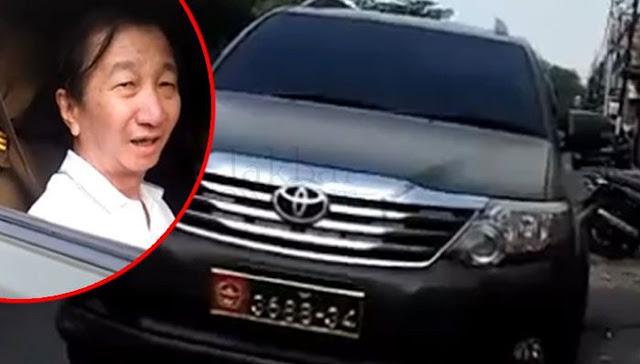 Kader PDIP Pensiunan Militer Ungkap Pengemudi Mobil Dinas TNI Bukan Orang Sembarangan