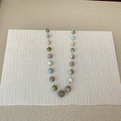 Make jewelry displays instructions